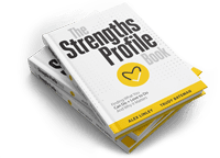 An image of the strengths profile book